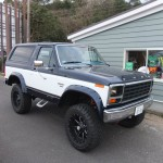 1982 ford bronco ブロンコ