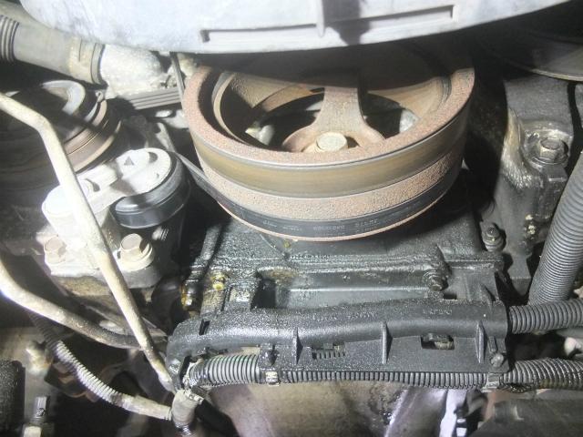 ハマー H2 整備 修理