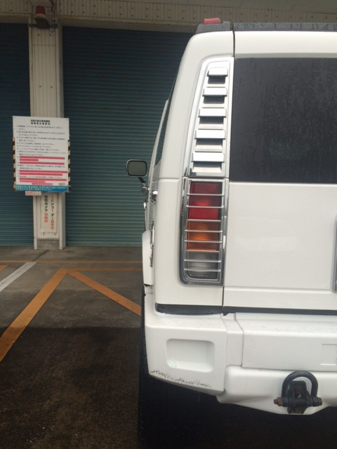 ハマー H2 宮崎 車検