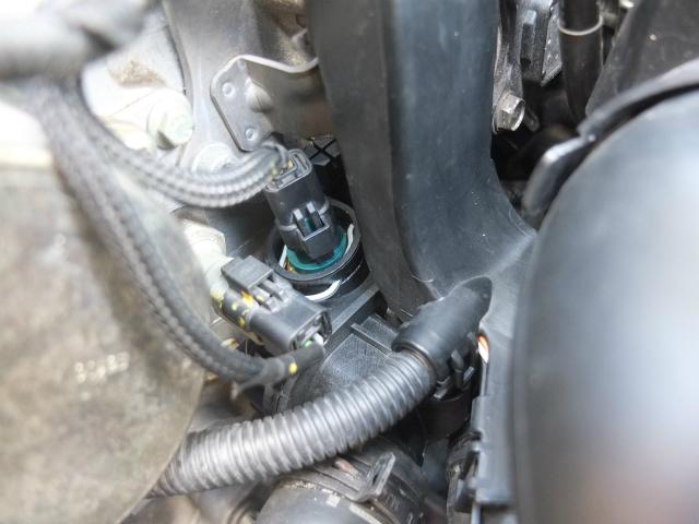 BMW ミニ 水温センサー