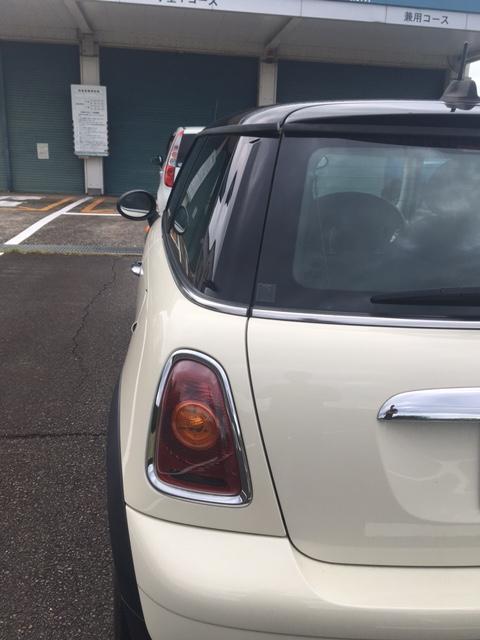 BMW ミニクーパー 車検 宮崎