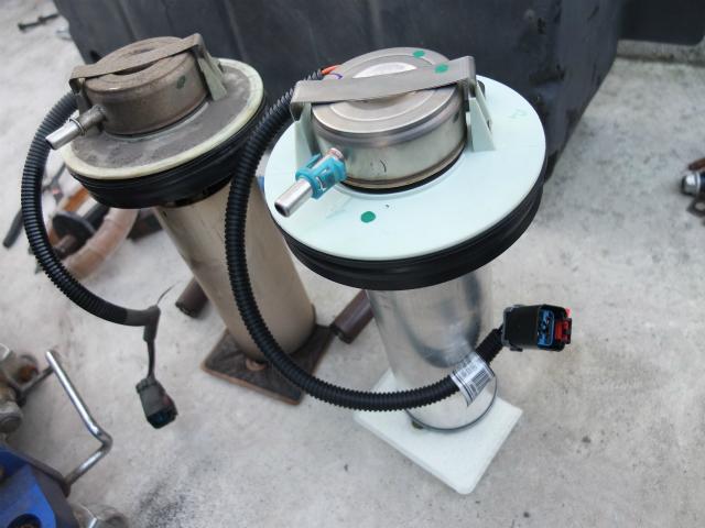 チェロキー 燃料ポンプ