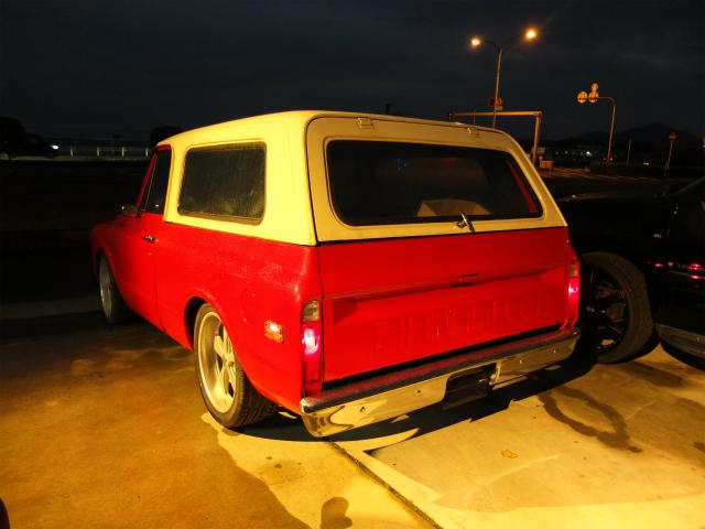 C5 blazer 2wd rear bumper