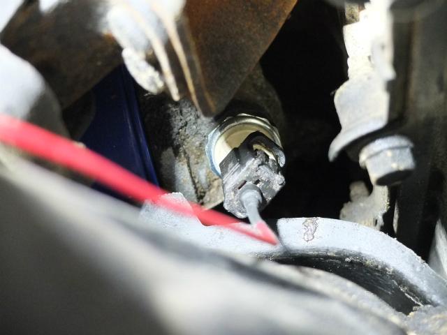 F150 油圧センサー