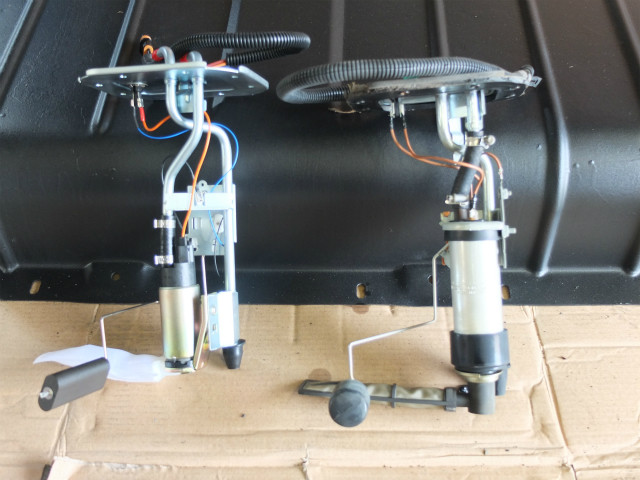 YJ ラングラー 燃料ポンプ