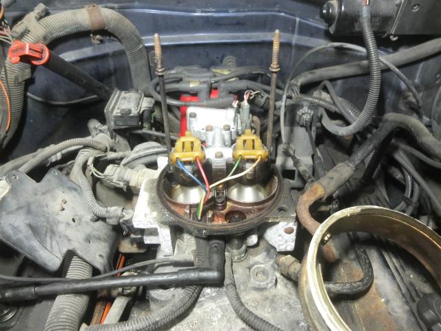C1500 エンジン不動
